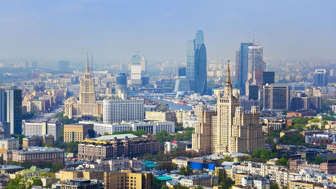 Экскурсия Московские жемчужины