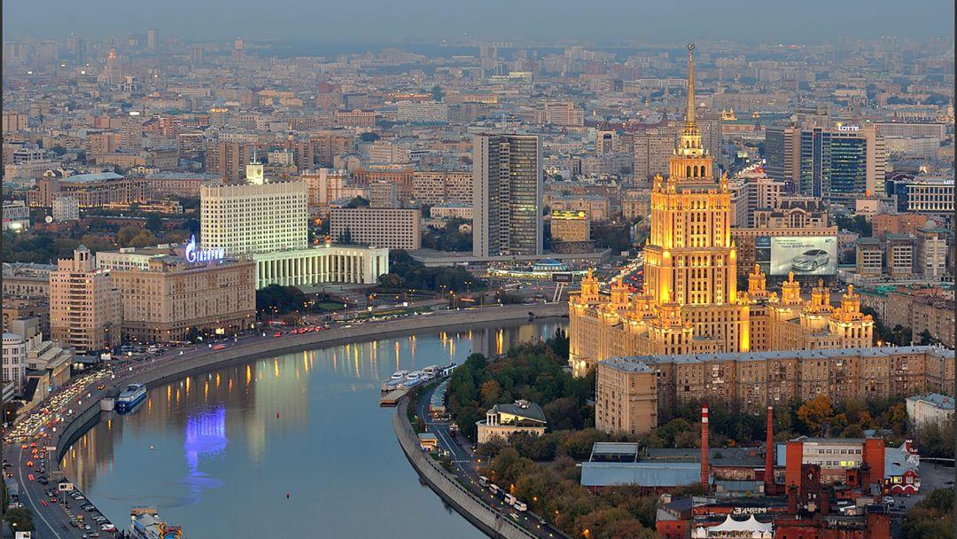 Экскурсия Москва – город контрастов