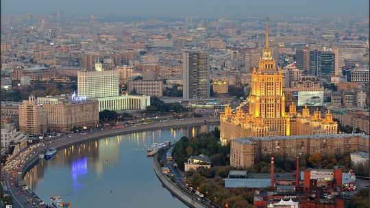 Экскурсия Москва – город контрастов по Москве