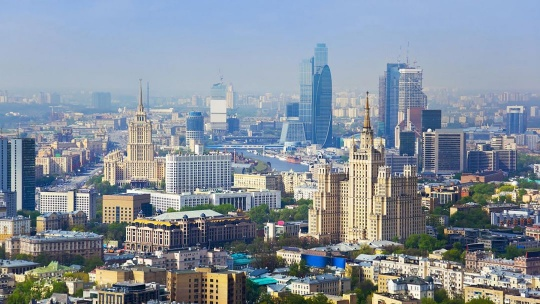 Москва – город контрастов - фото 2