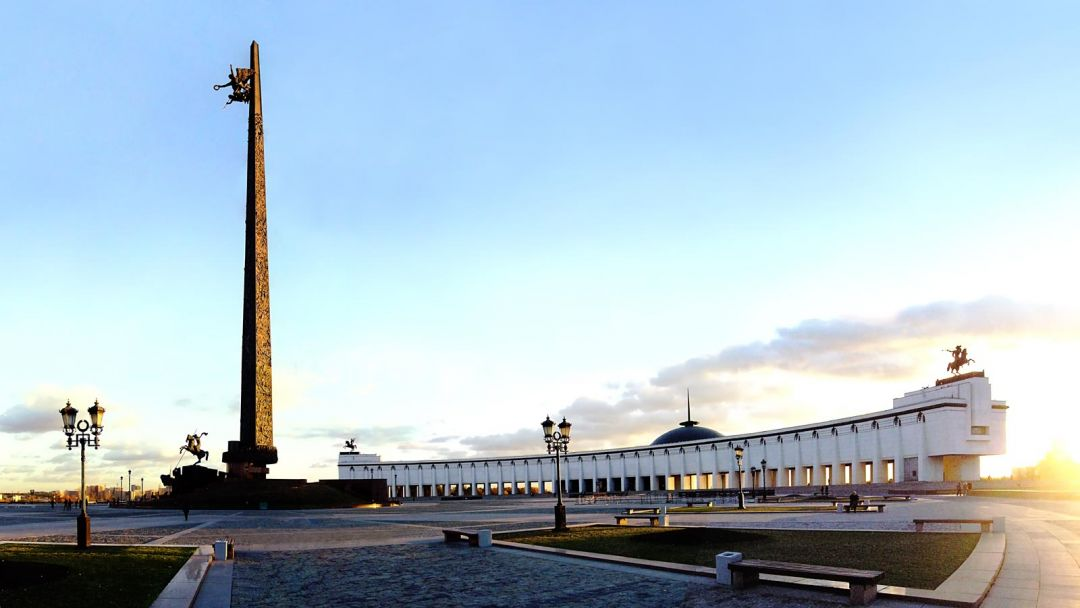 Экскурсия Москва – столица нашей родины