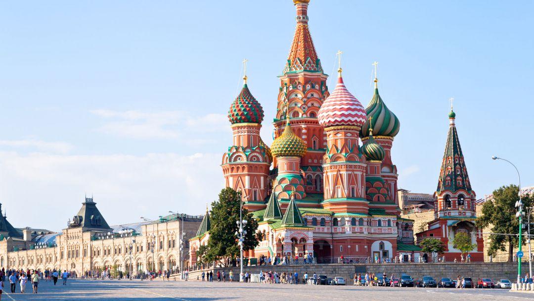 Москва – столица нашей родины - фото 4