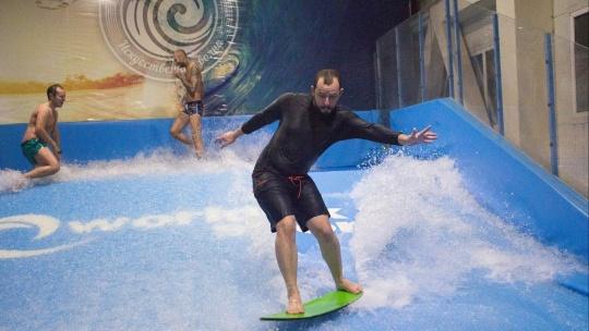 Искусственная волна - фото 3