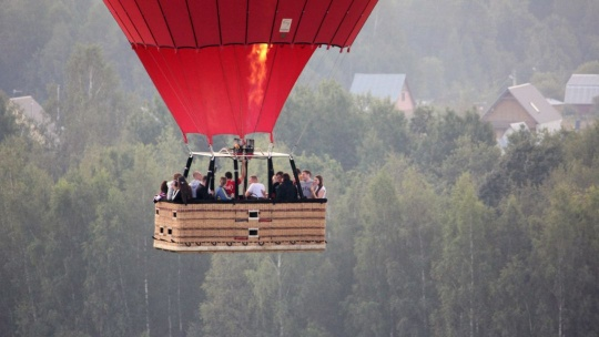 Полет на воздушном шаре для двоих или компании - фото 2