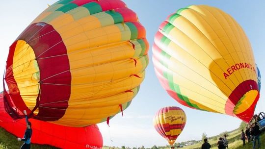 Полет на воздушном шаре для двоих или компании - фото 3