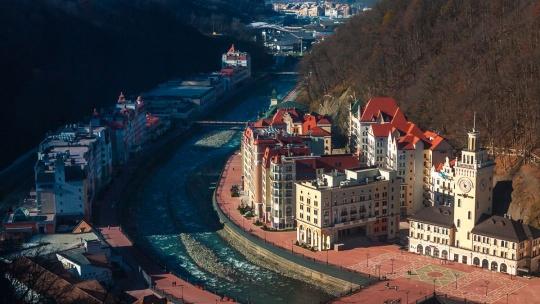 Экскурсия Красная Поляна и Олимпийский парк (внешний осмотр) в Сочи