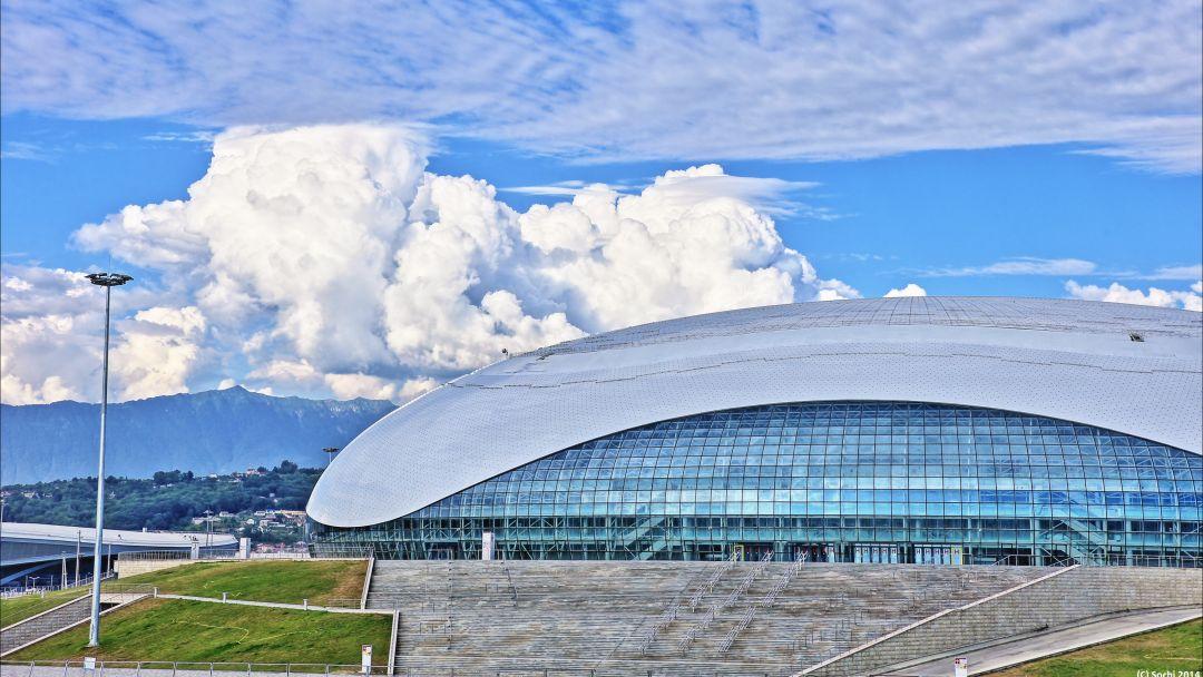 Красная Поляна и Олимпийский парк (внешний осмотр) - фото 4