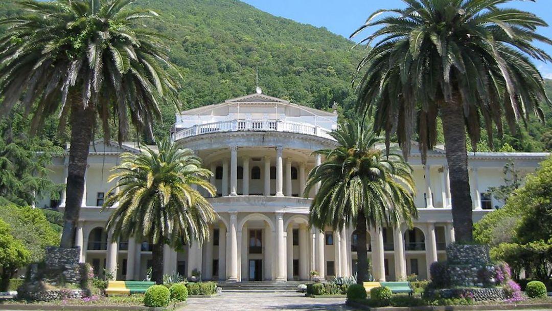 Абхазия:  Гагра - Пицунда - Лыхны - Новый Афон - фото 1