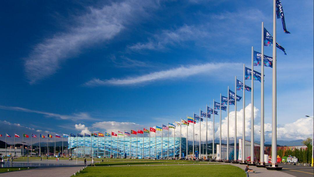 Олимпийский парк и шоу фонтанов - фото 1