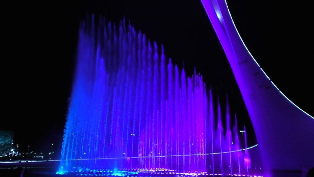 Олимпийский парк и шоу фонтанов  - фото 2