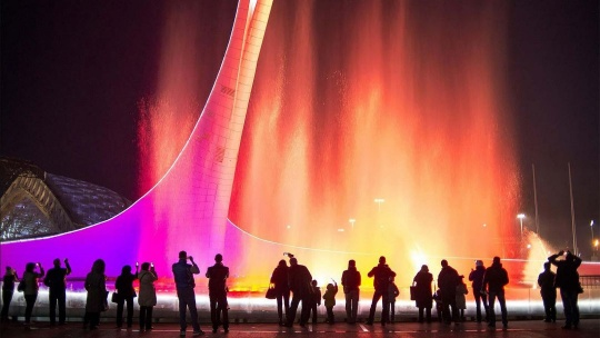 Олимпийский парк и шоу фонтанов  - фото 3