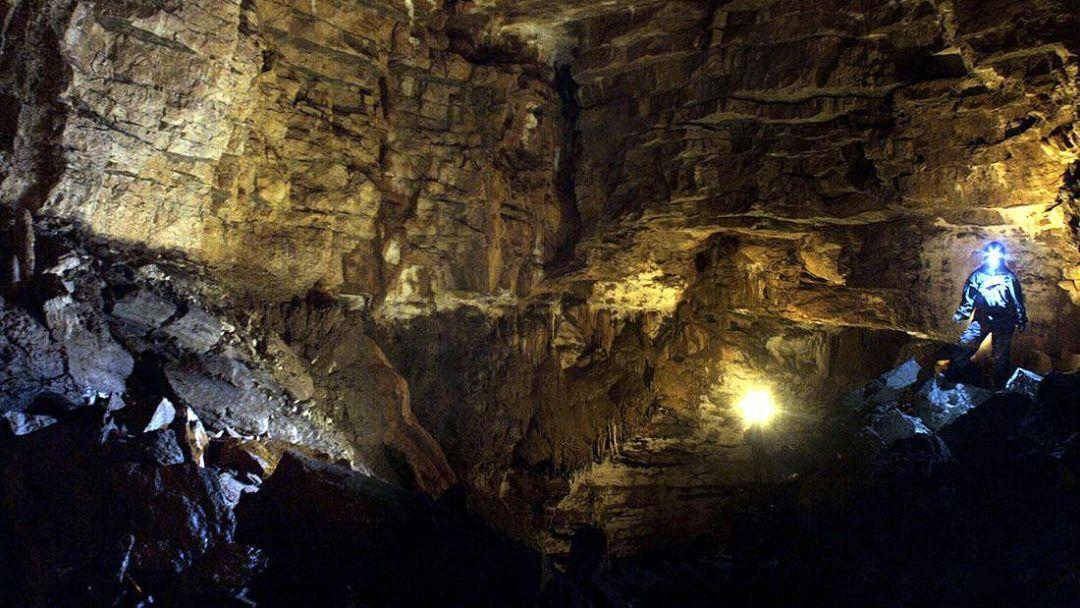 Экскурсия Воронцовские пещеры