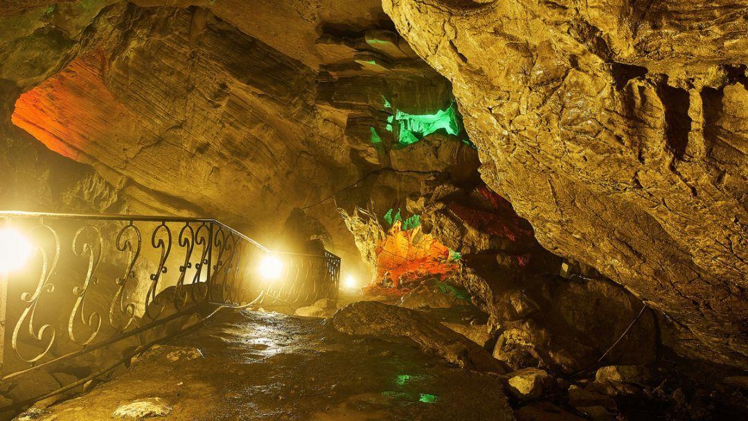 Воронцовские пещеры - фото 2