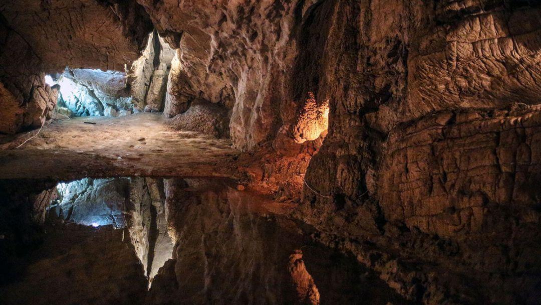 Воронцовские пещеры - фото 3