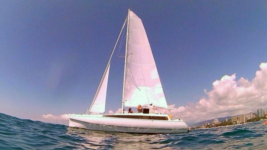Экскурсия Катание на яхте SkyLine в Сочи