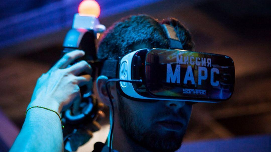 """Виртуальная реальность: """"Миссия """"Марс"""" - фото 2"""