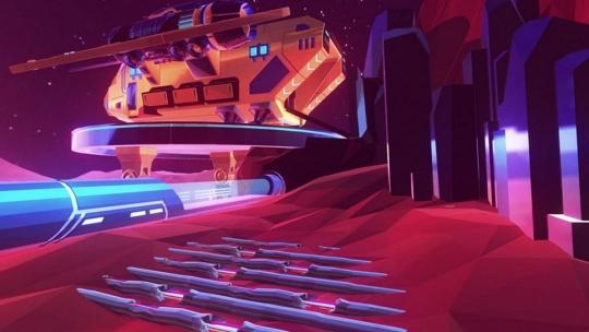 """Виртуальная реальность: Миссия """"Марс драйв"""" - фото 2"""