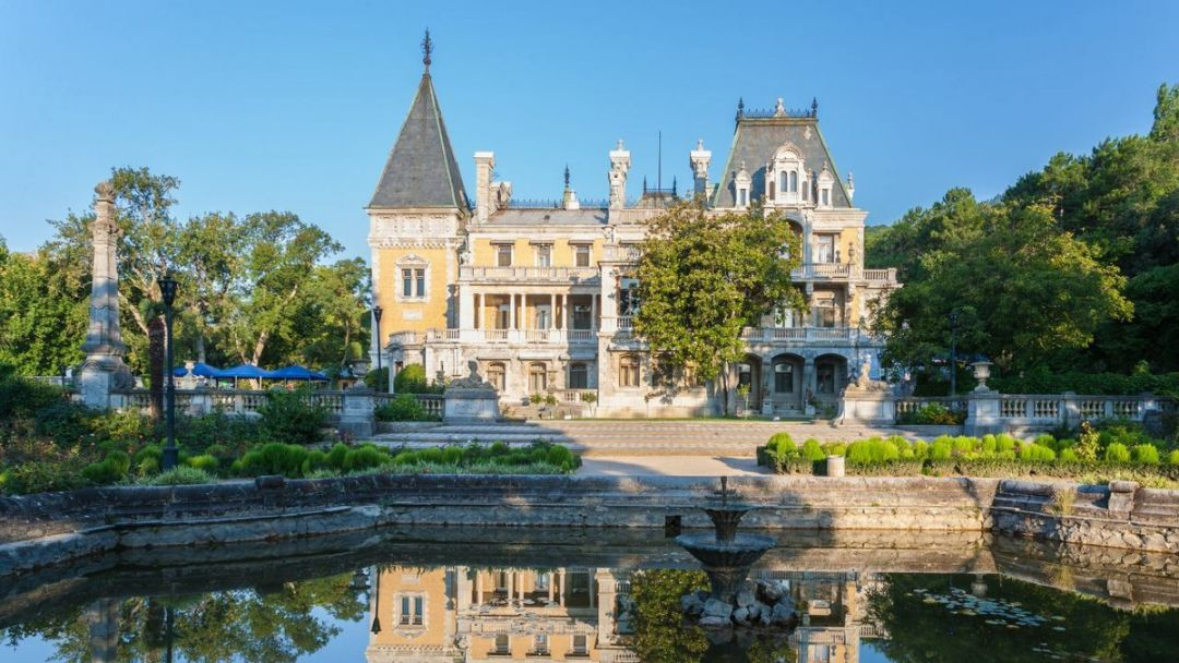 Дворец Александра III в Массандре - фото 1