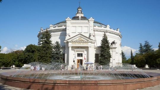 Обзорная экскурсия по Cевастополю - фото 6