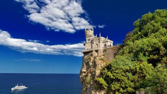 Экскурсия Дворцы Южного берега Крыма по Никите