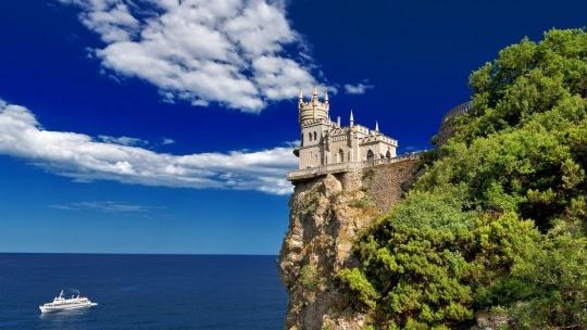 Экскурсия Дворцы Южного берега Крыма в Ялте