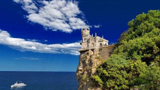 Экскурсия Дворцы Южного берега Крыма по Ливадии