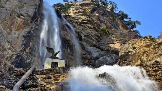 Канатная дорога Ай-Петри и водопад Учан-Су - фото 4
