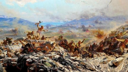 Экскурсия Героический Севастополь  по Ореанде