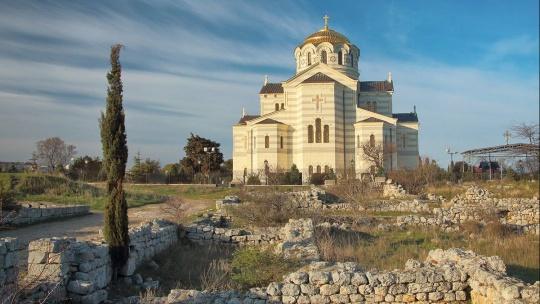 Экскурсия По Святым местам Севастополя по Ореанде