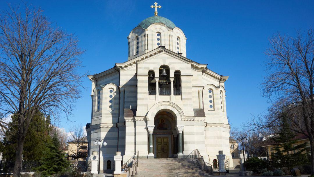 По Святым местам Севастополя - фото 7