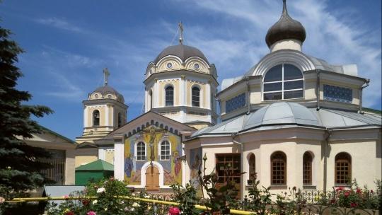 Экскурсия Экскурсия в Свято-Троицкий монастырь в Ялте