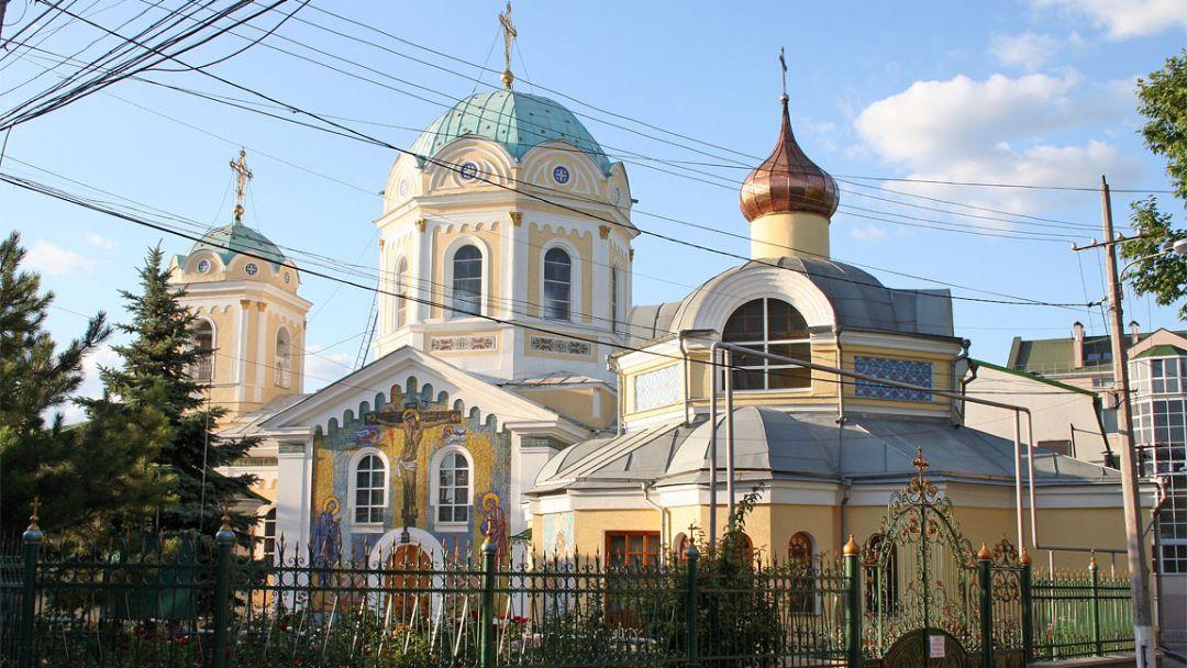 Экскурсия в Свято-Троицкий монастырь - фото 2