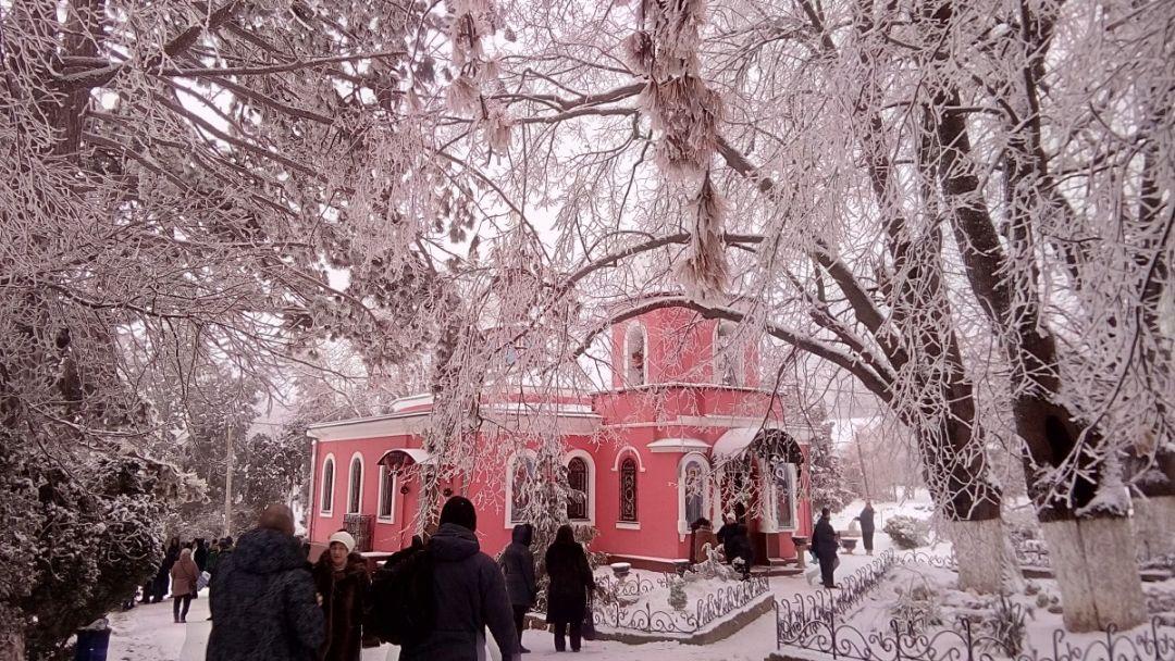 Топловский монастырь и Собор Святой Троицы в Симферополе - фото 2