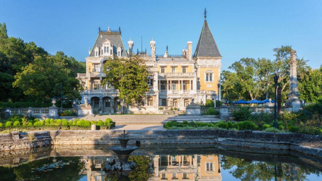 Дворцы Южного берега Крыма - фото 3