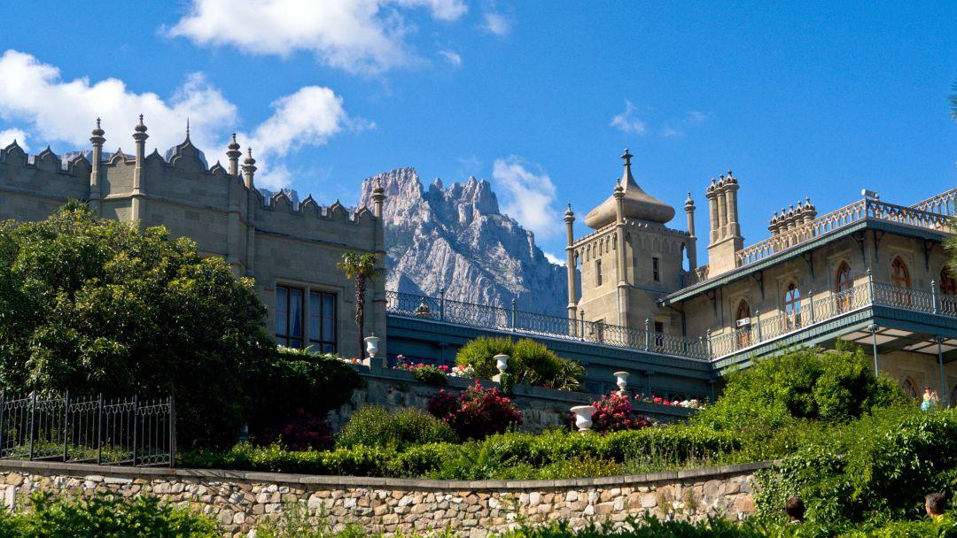 Дворцы Южного берега Крыма - фото 5