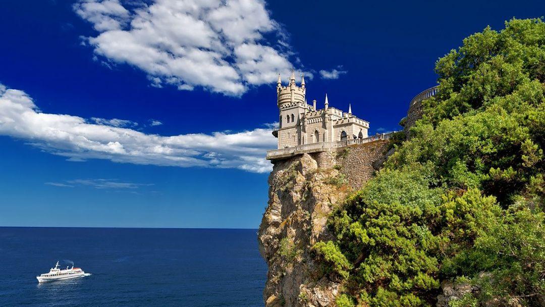 Дворцы Южного берега Крыма - фото 1