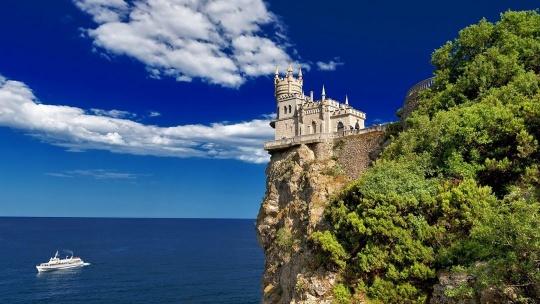 Экскурсия Дворцы Южного берега Крыма по Радиогорке