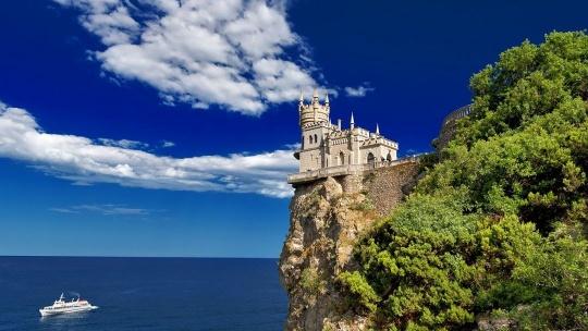 Экскурсия Дворцы Южного берега Крыма по Орловке