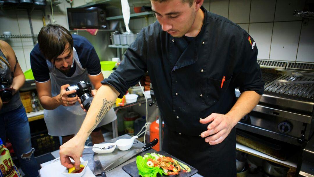 Мастер-класс по кулинарии под руководством шеф-повара - фото 2