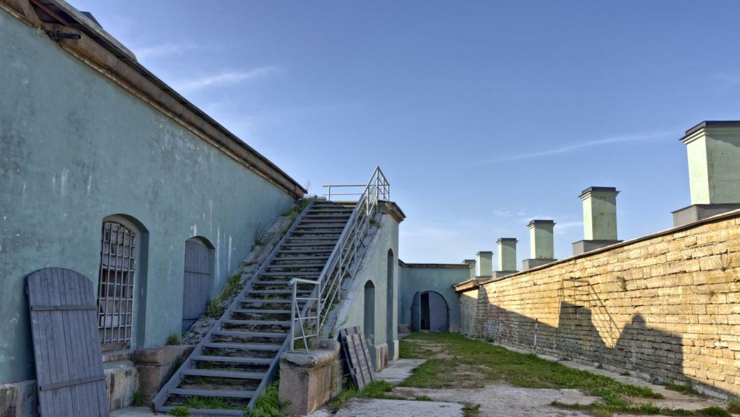Морская прогулка по фортам Кронштадта - фото 3
