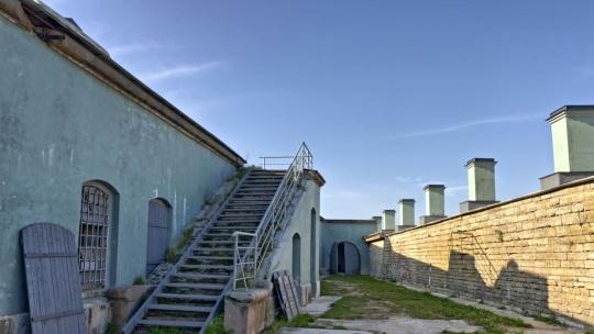 Экскурсия по форту Константин - фото 4