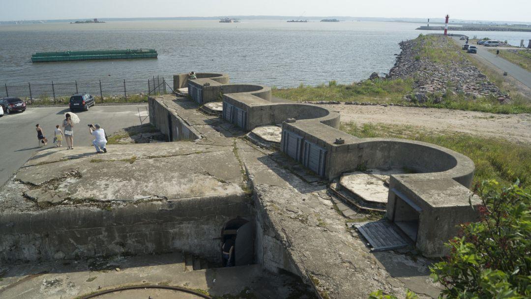 Экскурсия по форту Константин - фото 3