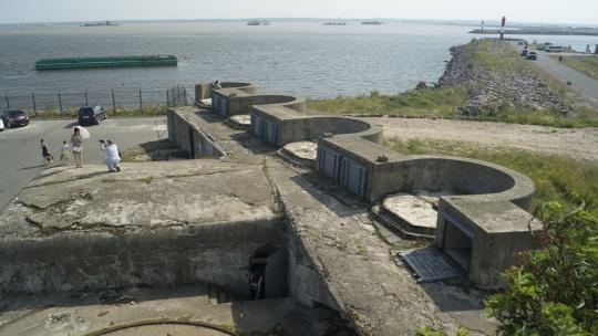 Экскурсия по форту Константин - фото 2