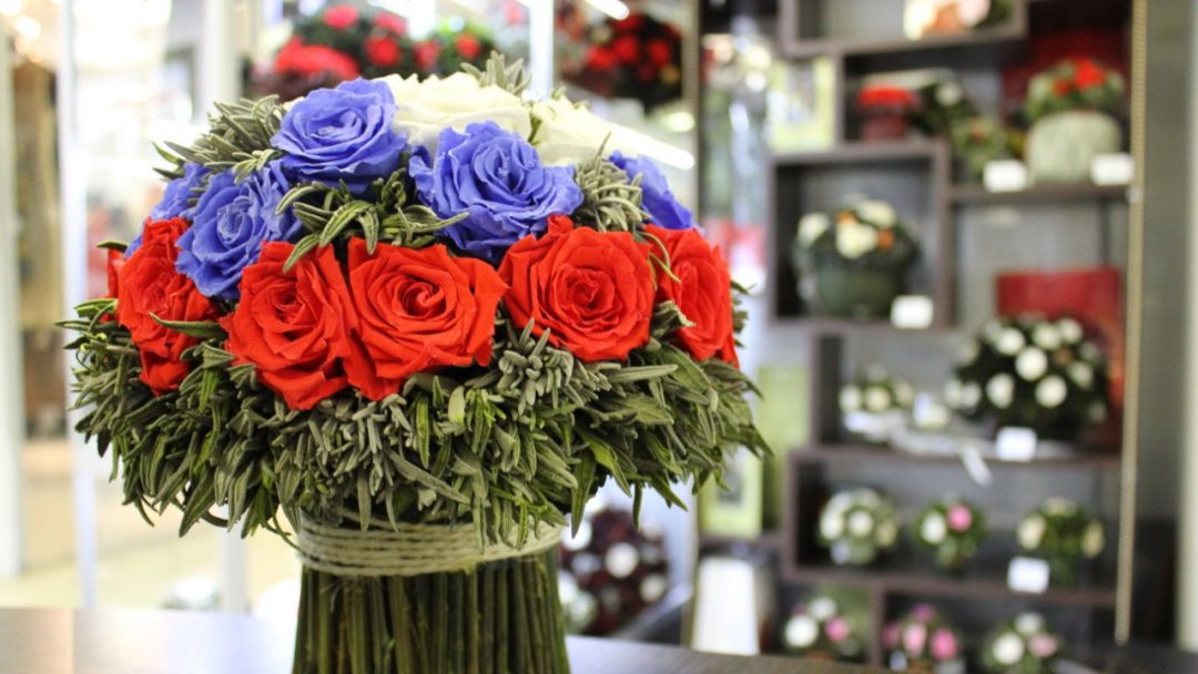 Экскурсия Мастер-класс по флористике: Стабилизированные цветы