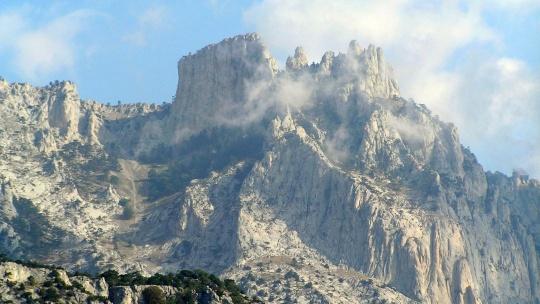 Экскурсия Крымская Швейцария по Орловке