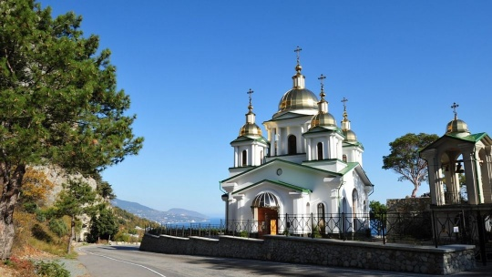 Крымская Швейцария - фото 8