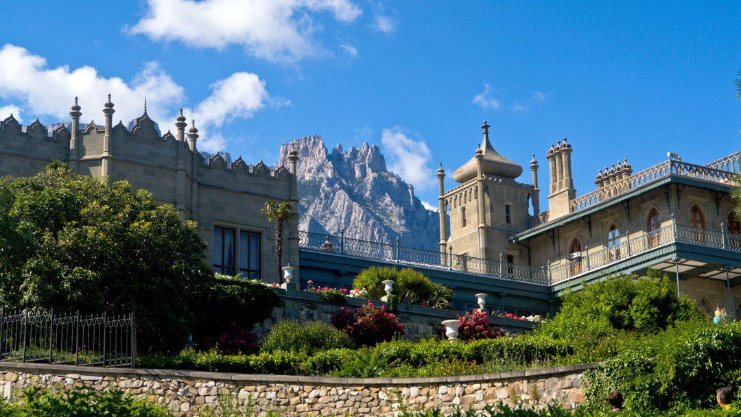 Императорские дворцы Крыма - фото 1