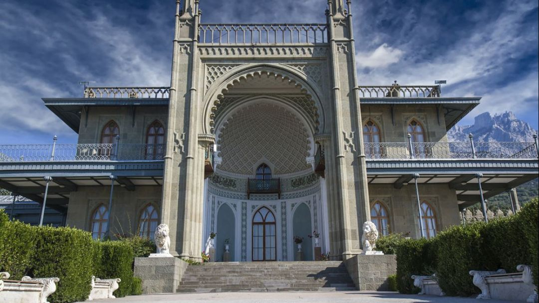 Императорские дворцы Крыма - фото 2