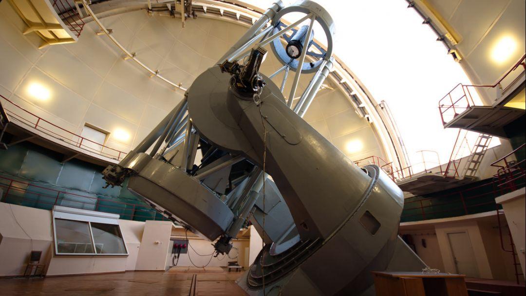 Экскурсия в Обсерваторию - фото 2