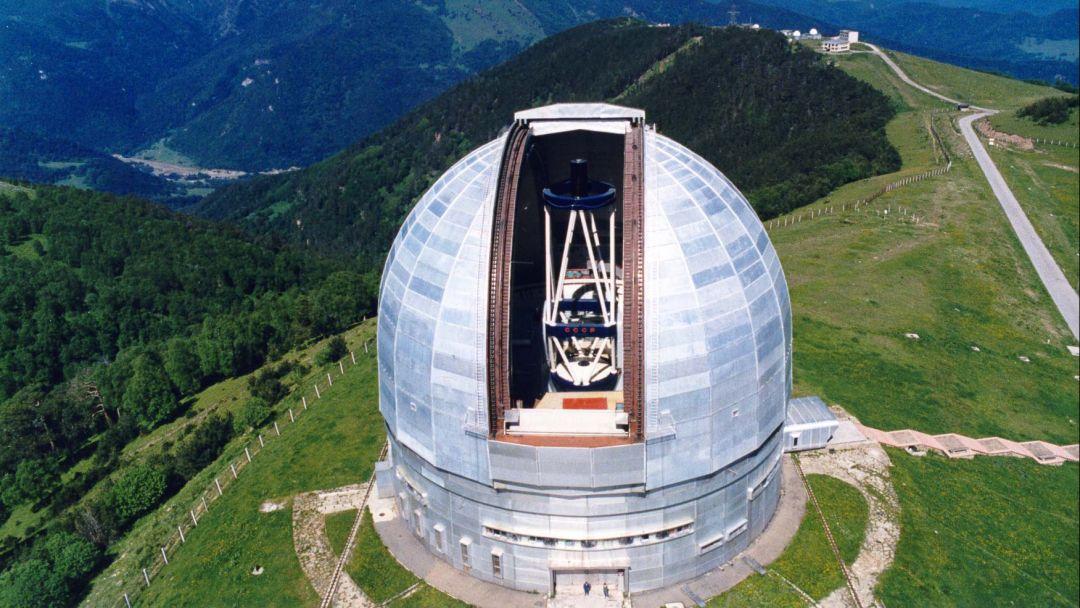 Экскурсия в Обсерваторию - фото 3